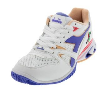 Diadora Women's S.Star K Duratech Tennis Shoe