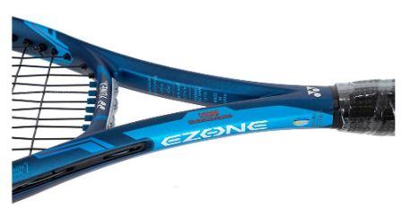 Yonex EZone 98 tennis racquet throat photo