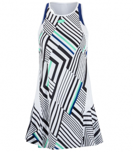 Lotto's Top Ten Print Tennis Dress