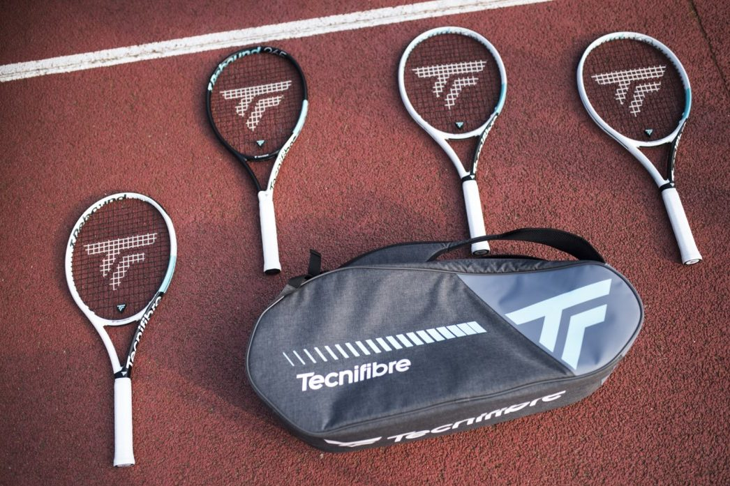 Feel Iconic with new Tecnifibre Tennis Bags