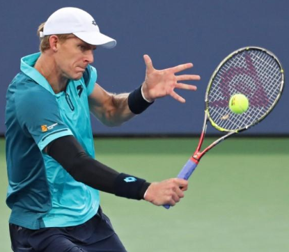 Kevin Anderson Elbow Injury