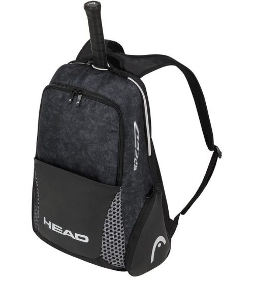 Head Djokovic Tennis Backpack All Black