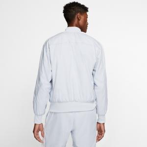 Rafael Nadal's 2020 Jacket and Shorts Back