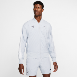 Rafael Nadal's 2020 Jacket and Shorts Front