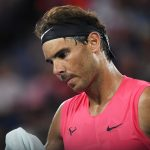 Rafael Nadal on Day 10 of the 2020 Australian Open Jan. 28, 2020 - Source: Getty Images AsiaPac)