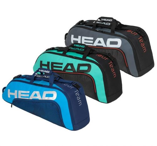 Head Tour Team 6R Combi Tennis Bags