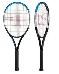Wilson Ultra 100 V3.0 Tennis Racquet