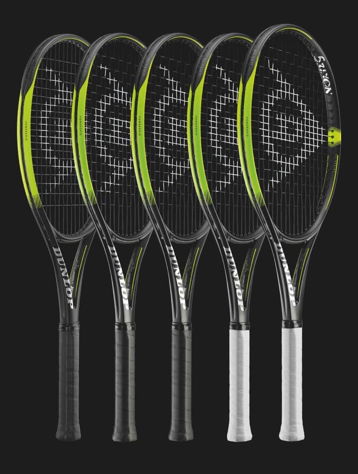 Spin Redefined: The Dunlop SX Tennis Racquet and Bag Series