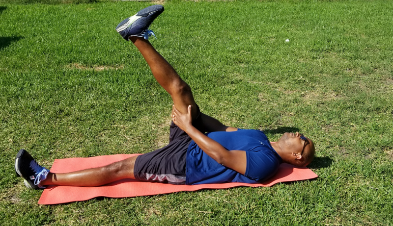 Elevated Hamstring Stretch Tennis Express