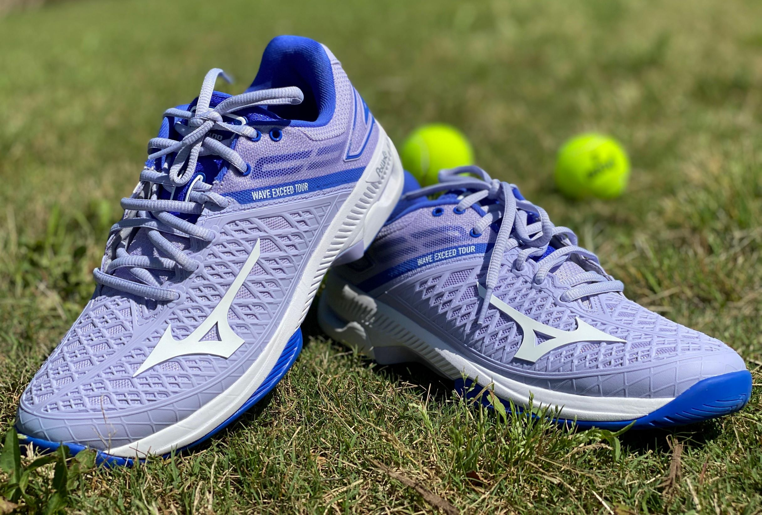 Onward and Upward: Mizuno Women's Wave Exceed Tour 4 AC Shoe Review