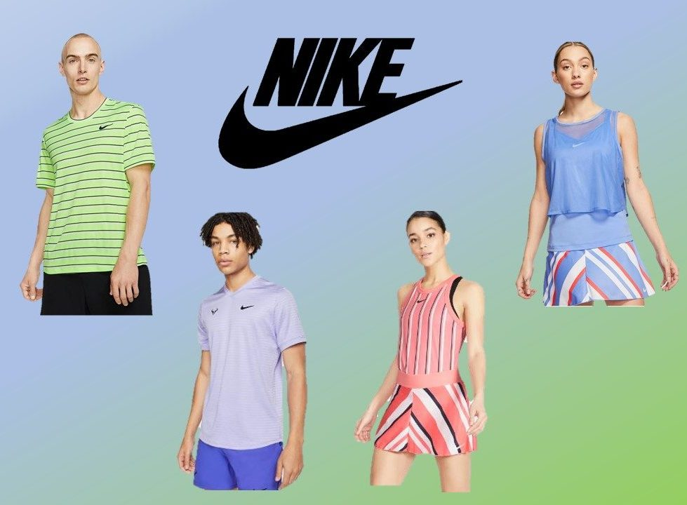 Parisian Inspired Street Wear for Nike Summer 2020 Tennis Apparel
