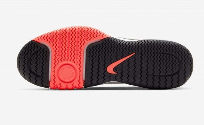 NikeCourt Tech Challenge 20 tennis shoe outsole from Nike News