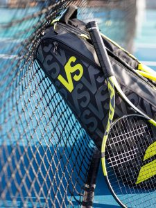 2020 Babolat Pure Aero VS with Pure VS 9 Pack tennis bag