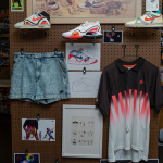 NikeCourt Tech Challenge 20 with Andre Agassi drawings and apparel from Nike News