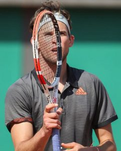 Dominic Thiem French Open 2020
