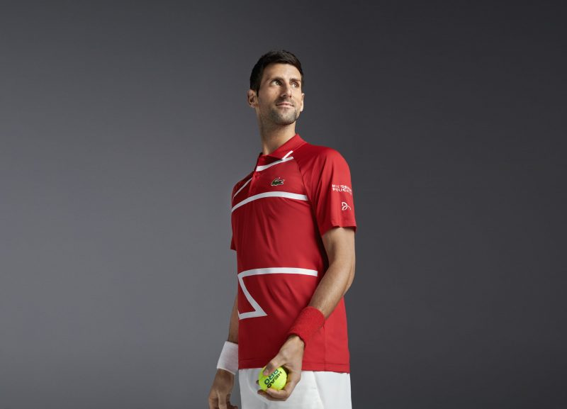 Novak Djokovic French Open 2020