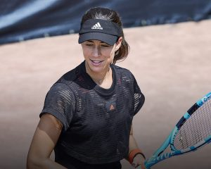 Garbine Muguruza French Open 2020
