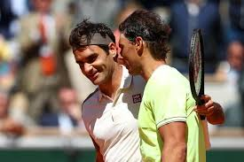 Nadal took down Federer in straight sets at the 2019 French Open