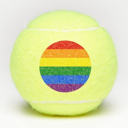 Pride in Tennis