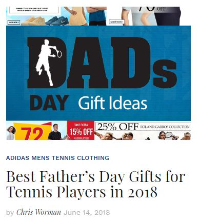 Best Father's Day Gift Ideas for 2018 blog