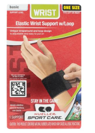 Mueller Adjustable Wrist Support Strap