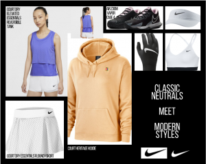 Nike Court Dry Essentials Reversible Tennis Tank