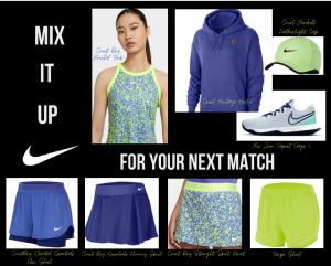 Nike Court Dry Printed Tank Top