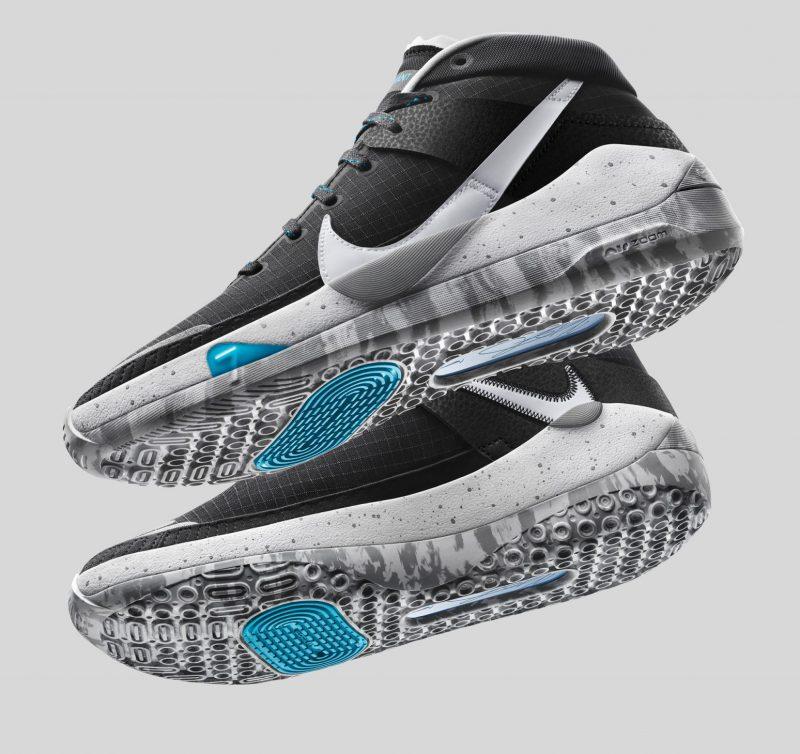 Nike Zoom Kevin Durant 13s Black White