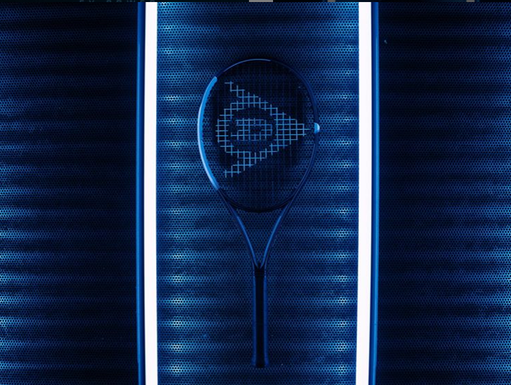 Dunlop FX Tennis Racquet promo photo