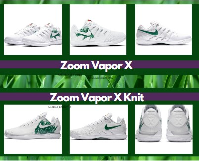 Nike Player Favorites Get Facelifts for Wimbledon Tennis