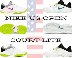 Nike Tennis Shoe Collection for 2020 US