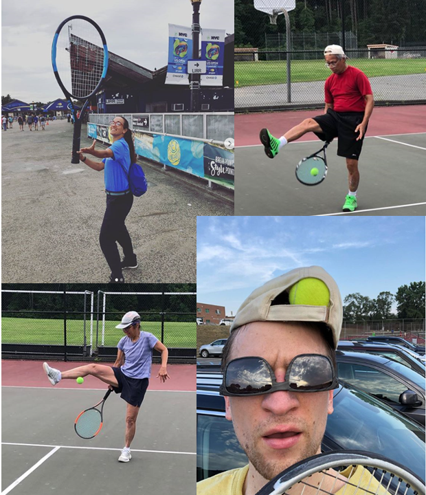 Tennis Express Silly Tennis Contest blog