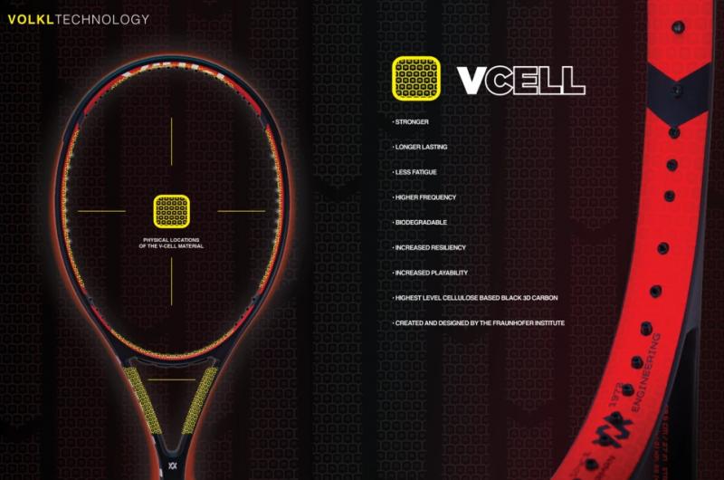 Volkl V-Cell Technology