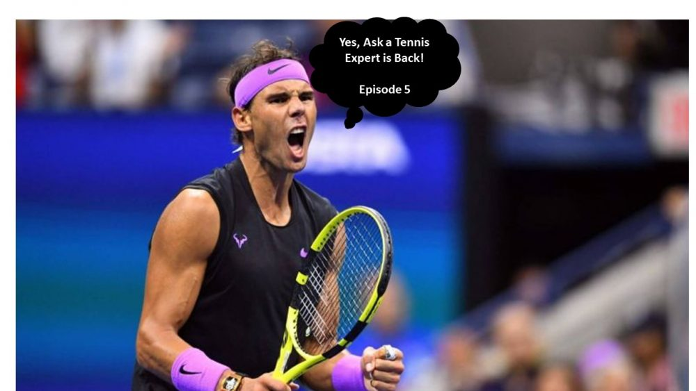 Ask a Tennis Question: Experts Here to Answer (Ep. 5)