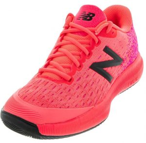Women's New Balance FuelCell 996v4 Tennis Shoe Pink