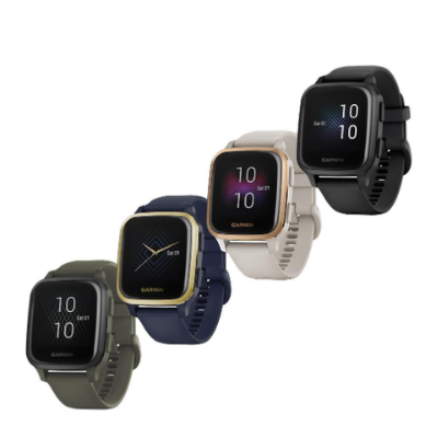 New Garmin Watches Venu Sq Music Fitness Watch