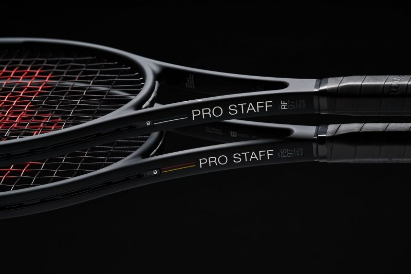 Wilson Pro Staff 97 and RF97 Tennis Racquets