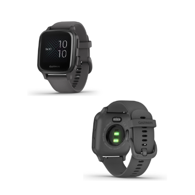 New Garmin Watches Front Back