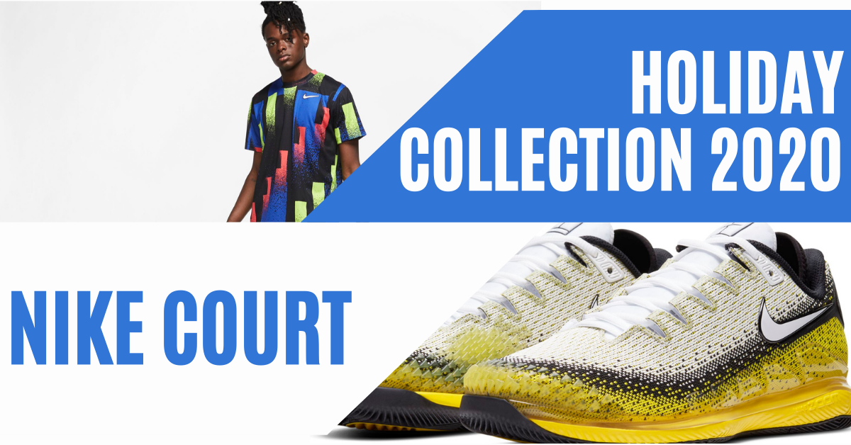 This Nike Tennis Holiday Collection is Epic: Get it Now