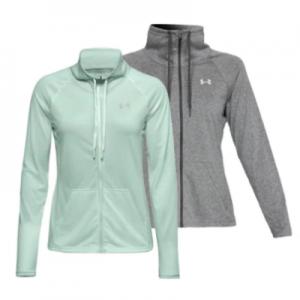 New Women's Tennis Jackets Under Armour Women's UA Tech Full Zip