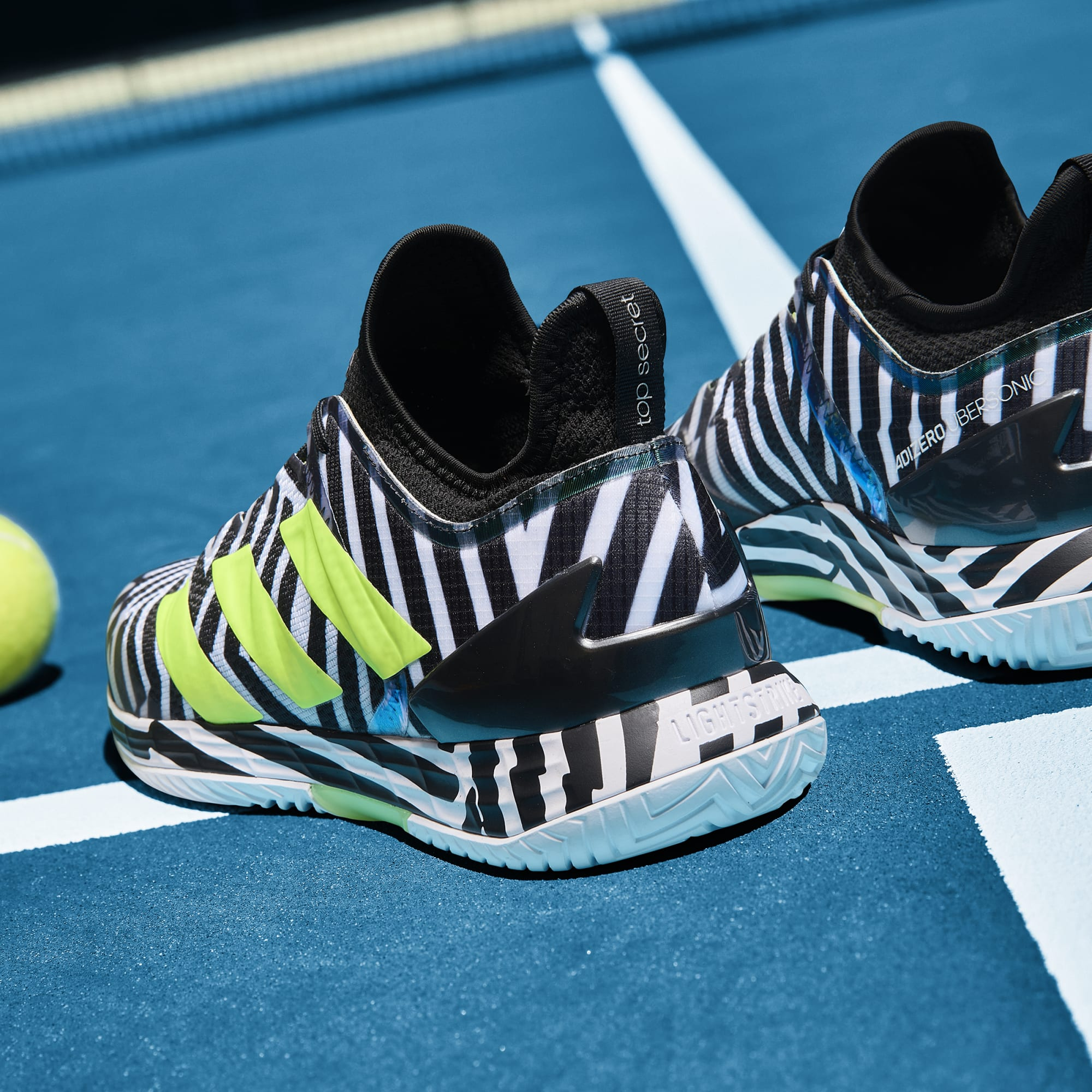 The Adidas Ubersonic 4 Tennis Shoe: What To Expect