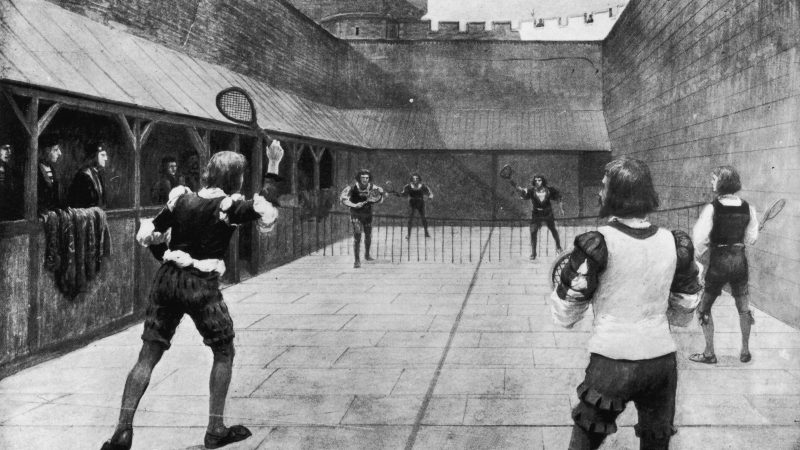 REAL TENNIS