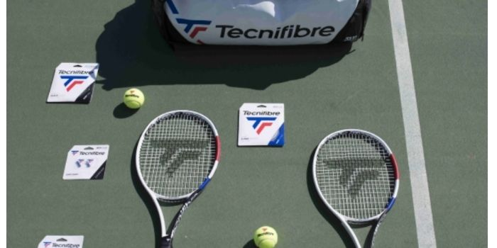 Top tennis questions tennis equipment on a court