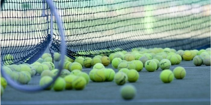 The best tennis balls
