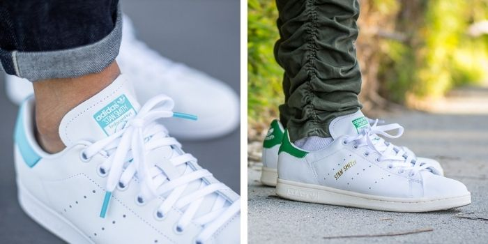 adidas stan smith in everyday wear