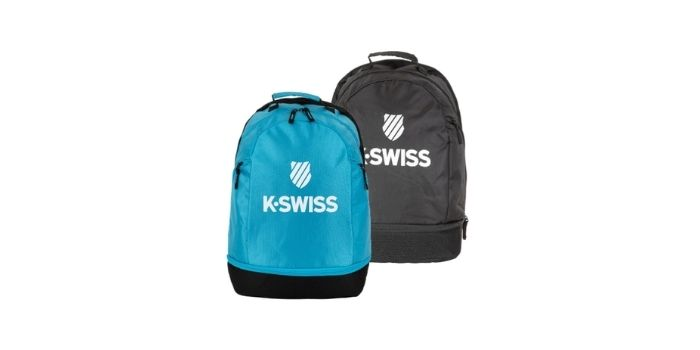 Tennis Gifts For Kids K-Swiss Backpack