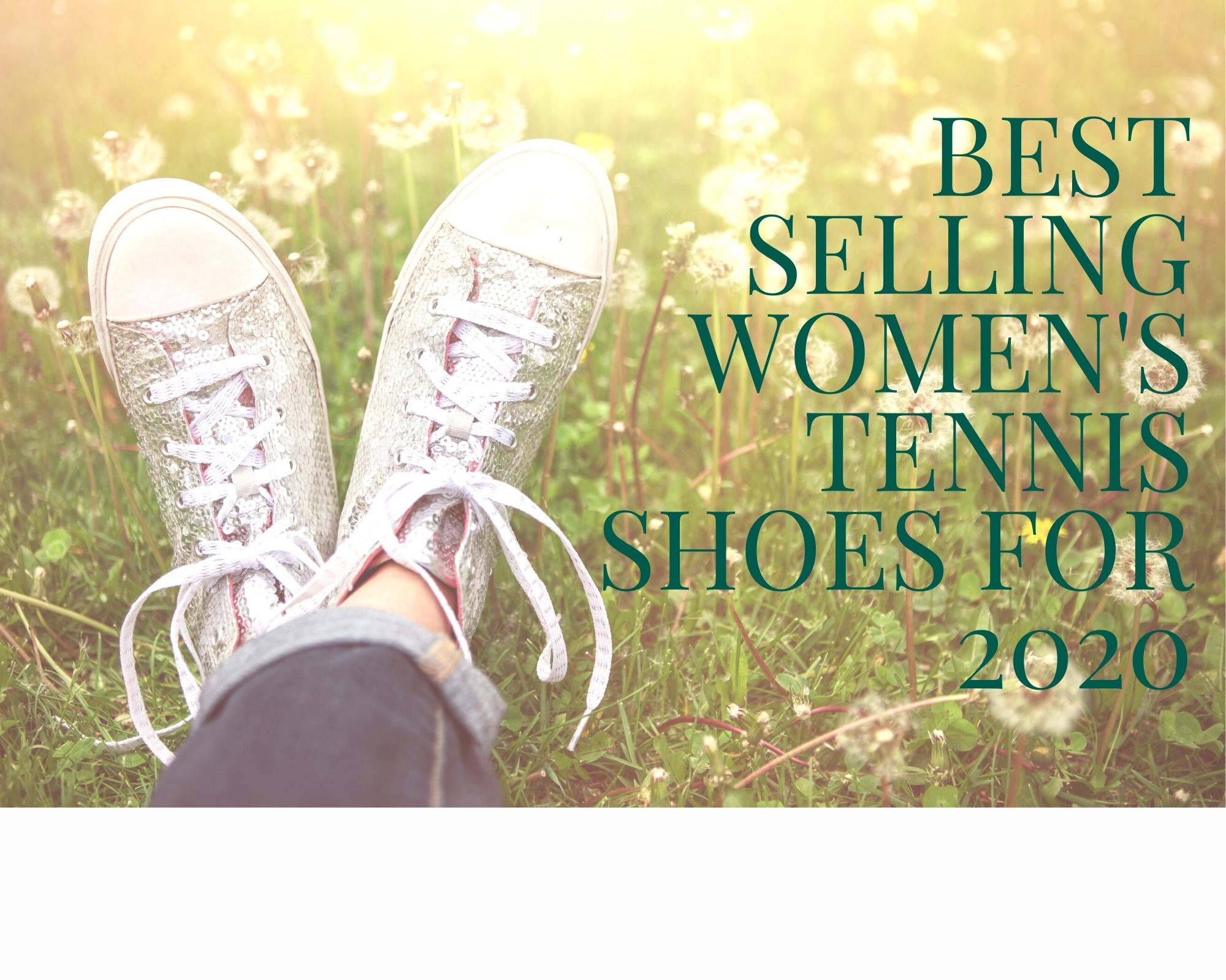 Best Selling Women's Tennis Shoes for 2020