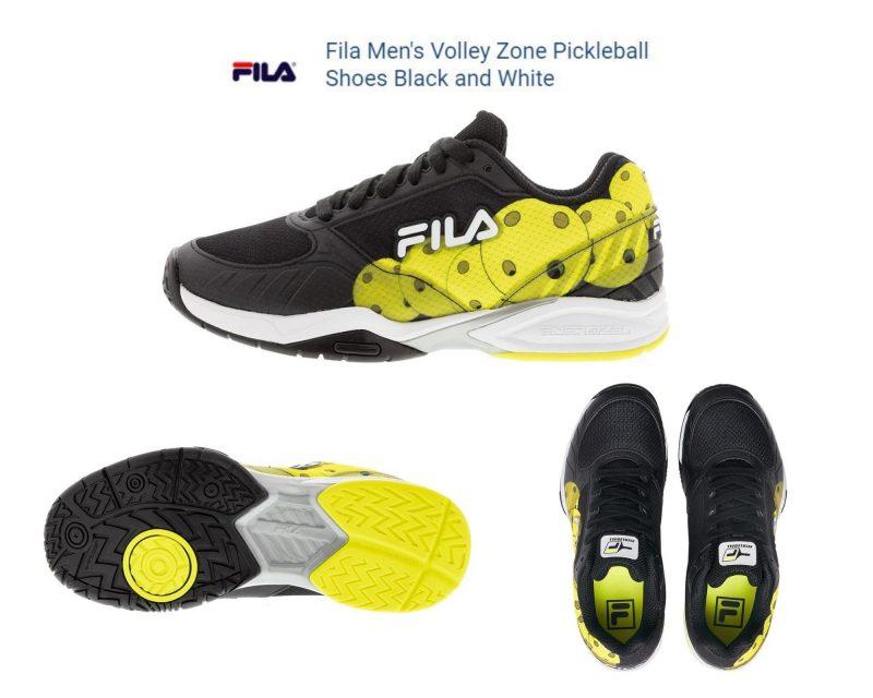 Best Pickleball Gear Fila Men's Shoes