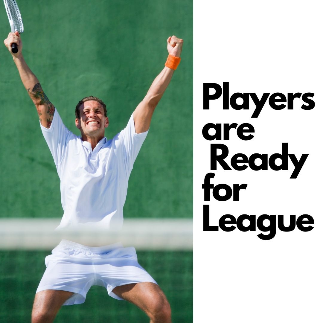 Tennis Leagues Ready to Launch Spring Season