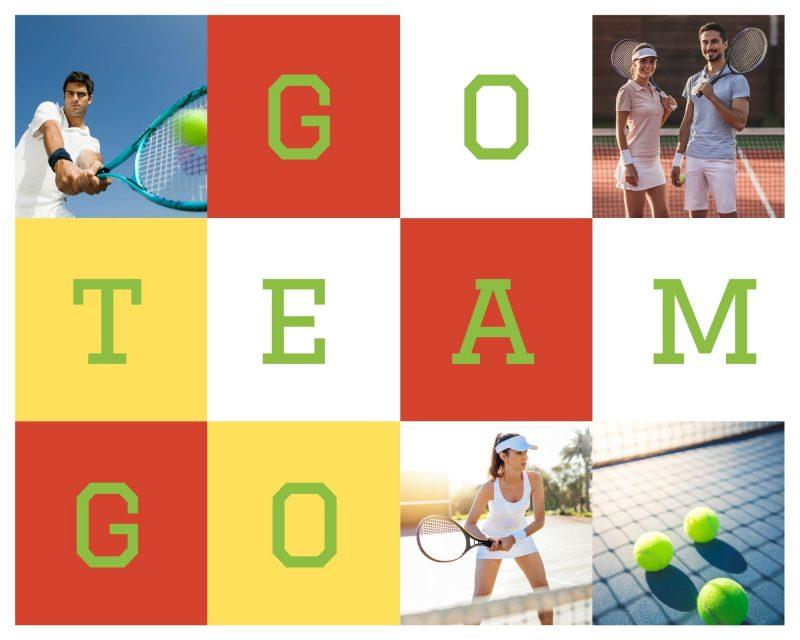 join tennis league